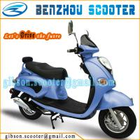 Large picture COC 125cc Gas Scooter Spare parts YY125T-25A