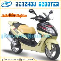 Large picture E-mark Euro emission 125cc Gas Scooter YY125T-10D