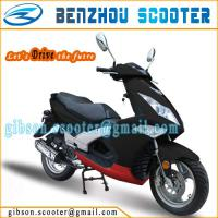 Large picture EC 125cc Gas Petrol Scooter YY125T-32