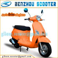 Large picture EEC Gasoline Motor Scooter YY125T-39
