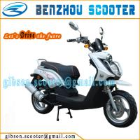 Large picture EPA DOT 150cc Gas Scooter YY150T-34
