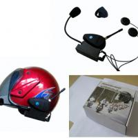 Large picture motocycle/bicycle hemlet bluetooth intercom -9086