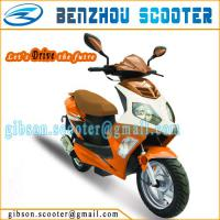 Large picture 150cc EPA DOT Gas Scooter YY150T-11A