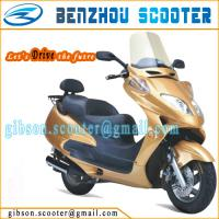 Large picture RDW COC Approved 250cc Gas Scooter YY250T-4