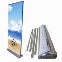 Large picture Exhibition roll up banner stand