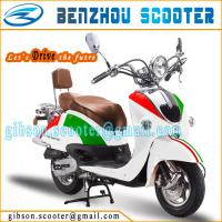 Large picture 125cc EEC Retor Gas Scooter YY125T-19B