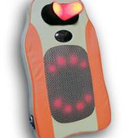 Large picture massage cushion with soothing function,