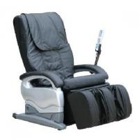Large picture massage chair with LCD screen