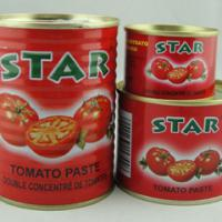 Large picture tomato paste
