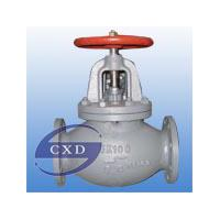 Large picture marine cast steel screw down check globe valve