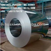 Large picture Galvalume Al-Zn coated steel coils