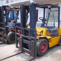 Large picture Used 3t forklift Komatsu FD30
