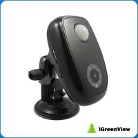 Large picture 3G remote alarm camera supports WCDMA 3G network