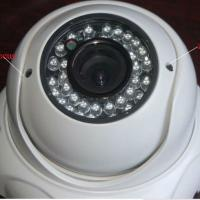 Large picture Vandal proof infrared Effio-E CCD dome camera