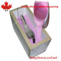 Large picture mould making silicon rubber