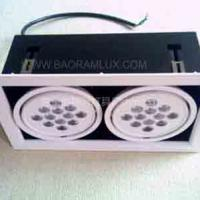 Large picture LED grille spot light