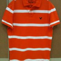 Large picture polo shirt
