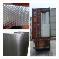 Large picture reflective foil heat insulation material