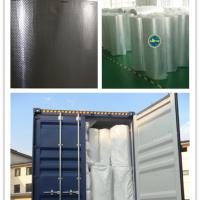 Large picture single bubble thermal insulation material