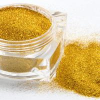 Glitter powder(Gold)