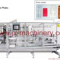 Large picture China plastic ampoule filling and sealing machine
