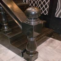 Large picture MARBLE HANDRAILS MADE OF Cheap Chinese marble