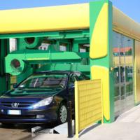 Large picture automatic car wash machine,auto tunnel car washer