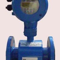 Large picture electromagnetic flowmeter