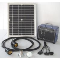 Large picture MINI SOLAR HOME SYSTEM