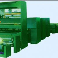 Large picture nonwoven machine