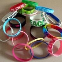 Large picture Silicone bracelet.wristband.band supplier