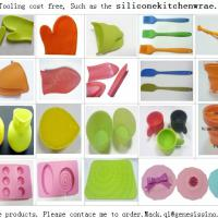 Large picture silicone kitchenware supplier