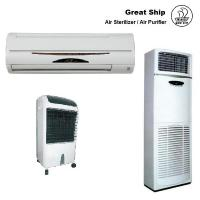 Large picture Air Purifier with UV sterilizing 99.9% bacteria