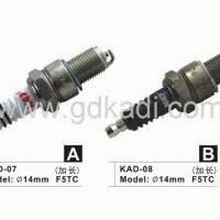 Large picture motorcycle spark plug