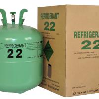 Large picture r22 refrigerant gas