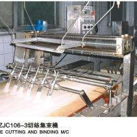 Large picture Press silk and shredding machine for crab sticks