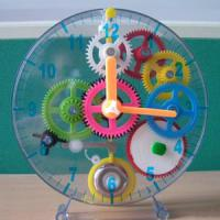 Large picture EN71 toys clock for child