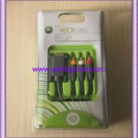 Large picture Xbox360 VGA cable with 3RCA