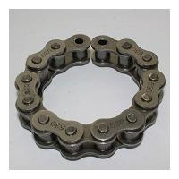 Large picture motorcycle chain