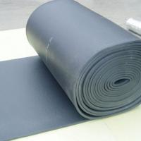 Large picture Grade B1 rubber sponge insulation board