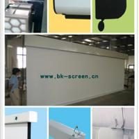 Large picture Projector screen motorised and manual screen