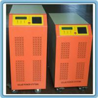 Large picture solar inverter with charger