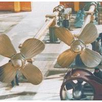 Large picture marine controllable pitch propeller