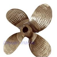 Large picture Marine 4 blade fixed pitch propeller