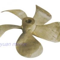 Large picture 5- blade Marine fixed pitch propeller