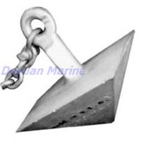 Large picture plough anchor