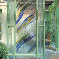 Large picture building mosaic,glass mosaic tiles