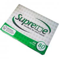 Large picture Supreme  Copy Paper A4 80gsm White