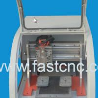 Large picture mini cnc router with vacuum adsorption system