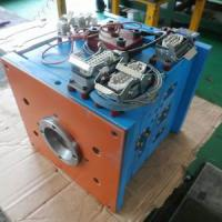 Large picture plastic injection mold